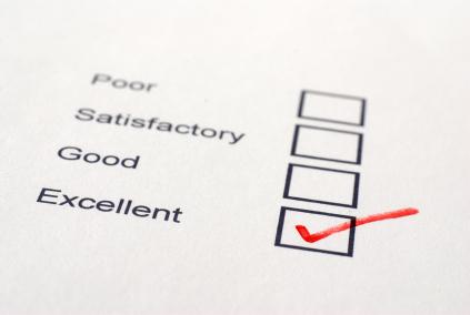 Inbound marketing agency evaluation form
