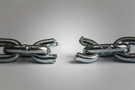 Broken link between sales and marketing