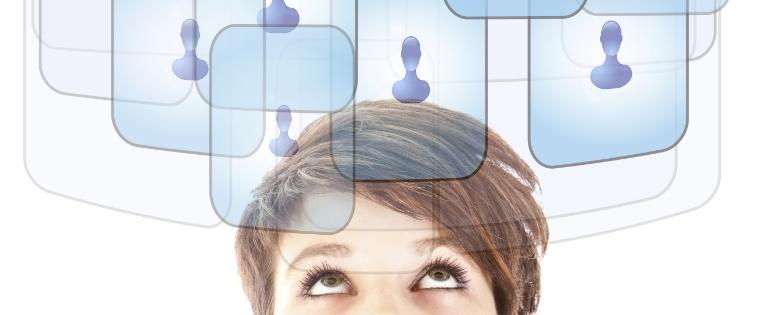 Inbound marketing for financial services