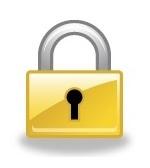 Padlock representing Data Protection