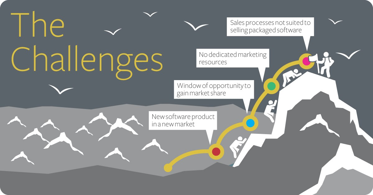 Sales enablement challenges